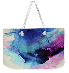 Metamorphic Weekender Tote Bag by Tracy Male