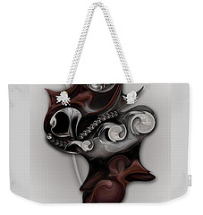 Metaphysical Feeling Weekender Tote Bag