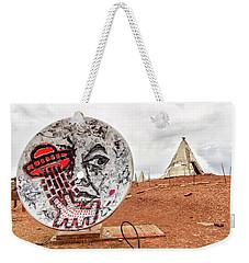 Meteor City Trading Post 11 Weekender Tote Bag