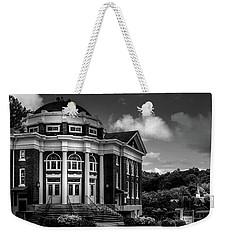 Methodist Churches In Black And White Weekender Tote Bag