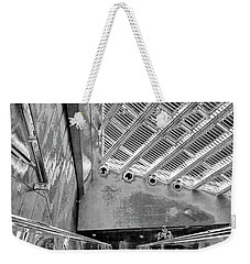 Metro Line 4 Structures, Budapest 3 Weekender Tote Bag