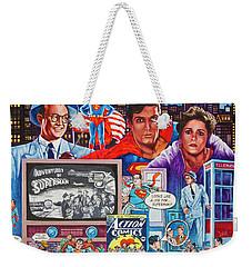 Metropolis 1 Weekender Tote Bag