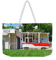 Metropolitan Weekender Tote Bag