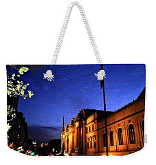 Metropolitan Museum Of Art Nyc Weekender Tote Bag