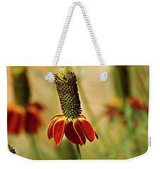 Mexican Hat Prairie Coneflowers Weekender Tote Bag
