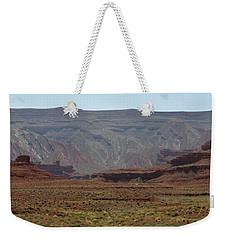 Mexican Hat Rock Weekender Tote Bag