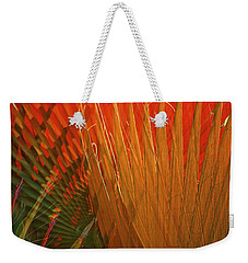 Mexican Palm Weekender Tote Bag