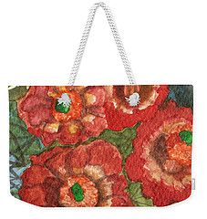 Mexican Pincushion Weekender Tote Bag