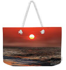 Mexico Beach Sunrise Weekender Tote Bag