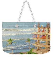 Mexico Rising Weekender Tote Bag