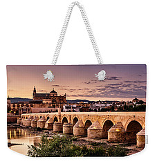 Mezquita In The Evening Weekender Tote Bag by Marion McCristall
