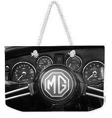 Mg Midget Dashboard Weekender Tote Bag