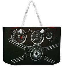 Mga Dash Weekender Tote Bag