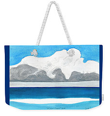 Miami Beach, Florida Weekender Tote Bag