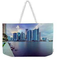 Miami Weekender Tote Bag