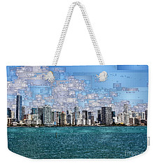 Miami, Florida Weekender Tote Bag