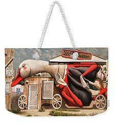 Miami Graffiti Weekender Tote Bag