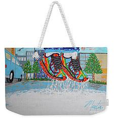 Mia's Water Sport Weekender Tote Bag
