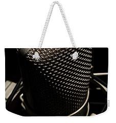 Mic Weekender Tote Bag