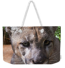 Weekender Tote Bag featuring the photograph Micanopy by John Black