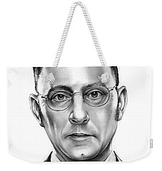 Michael Emerson Weekender Tote Bag