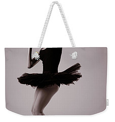 Michael On Pointe Weekender Tote Bag