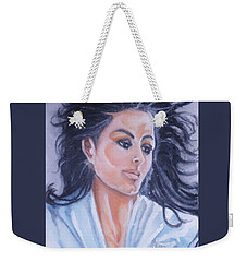 Michael Remembered Weekender Tote Bag