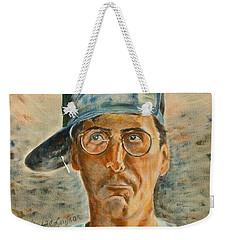 Michel Pauze Weekender Tote Bag