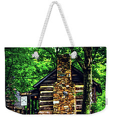 Michie Tavern No. 2 Weekender Tote Bag by Laura DAddona