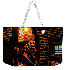 Michie Tavern No. 4 Weekender Tote Bag by Laura DAddona