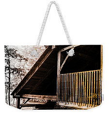 Michie Tavern No. 5 Weekender Tote Bag by Laura DAddona