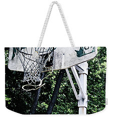 Michigan State Practice Hoop Weekender Tote Bag