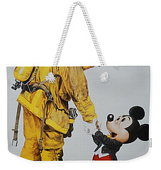 Mickey And The Bravest Weekender Tote Bag