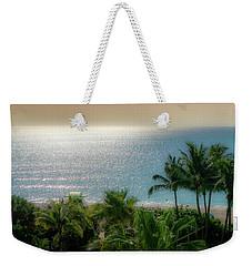 Mid-beach Miami-3 Weekender Tote Bag