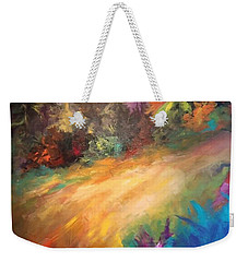 Mid Day Inspiration Weekender Tote Bag by Heather Roddy