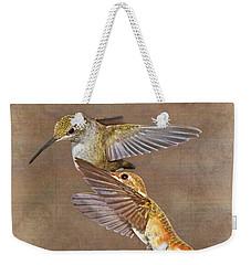 Mid-flight II Weekender Tote Bag