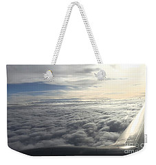 Mid Heaven Flight Weekender Tote Bag