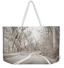 Mid Path Weekender Tote Bag