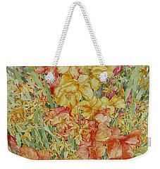 Summer Day Weekender Tote Bag by Kim Tran
