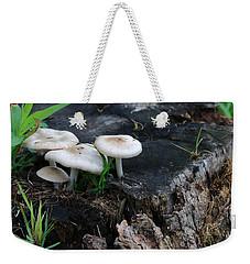 Mid Summers Fungi Weekender Tote Bag