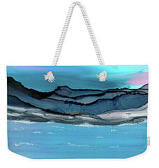 Midday Moon Weekender Tote Bag