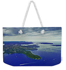 Middle Head And Sydney Harbour Weekender Tote Bag
