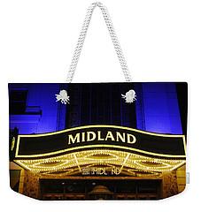 Midland Theater Weekender Tote Bag