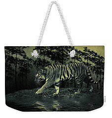 Midnight At The Oasis Weekender Tote Bag