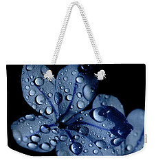 Midnight Dew Weekender Tote Bag