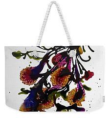 Midnight Magic-2 Weekender Tote Bag by Alika Kumar