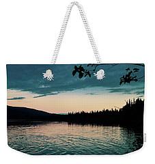 Midnight Mediatation Weekender Tote Bag