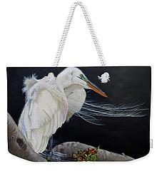 Midnight Rhapsody Weekender Tote Bag