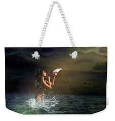 Midnight Release Weekender Tote Bag