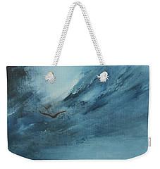 Midnight Sky Weekender Tote Bag by Jane See